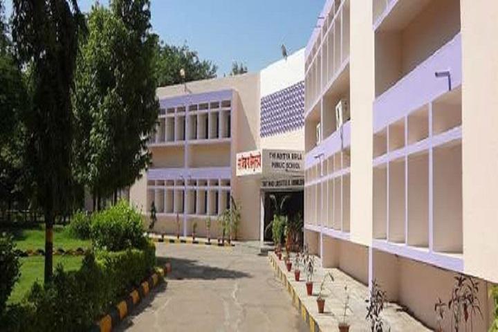 The Aditya Birla Public School-Campusview