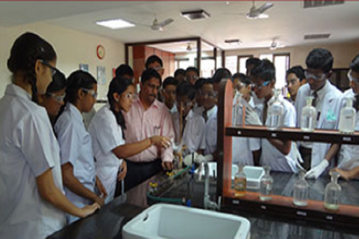 The Aditya Birla Public School-Chemistry Lab