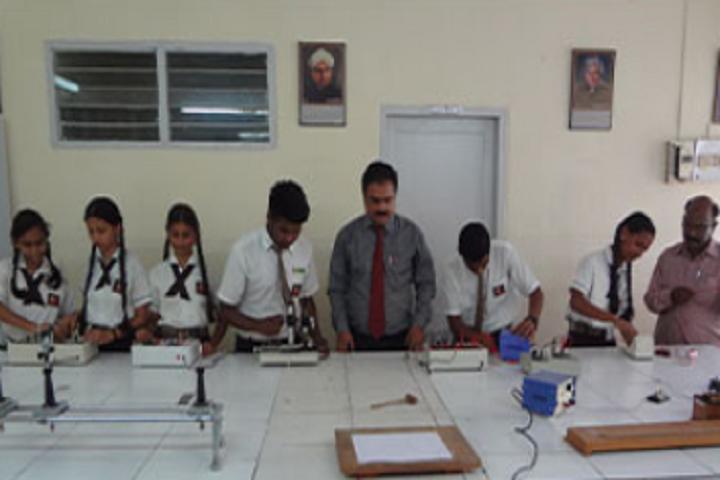 The Aditya Birla Public School-Physics Lab