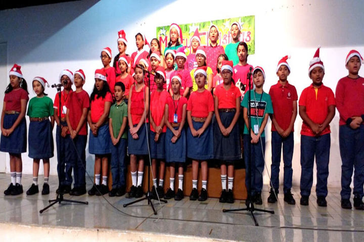 The Brigade School-Christmas Celebrations