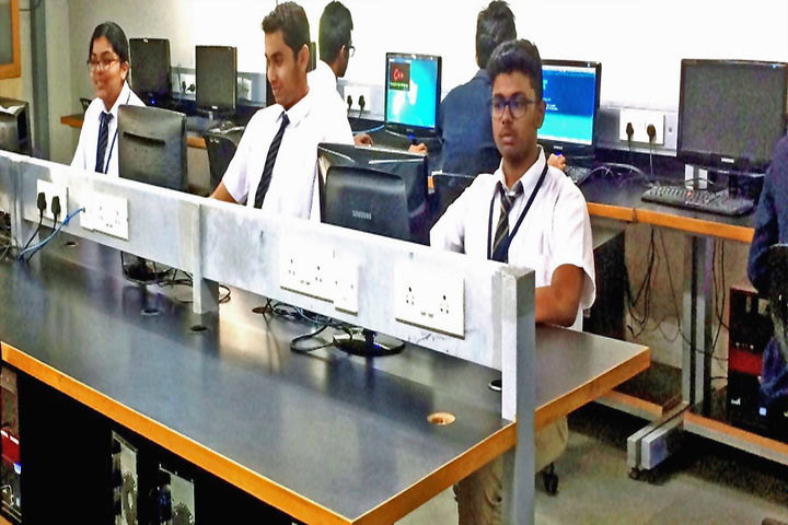 The Brigade School-Computer Lab