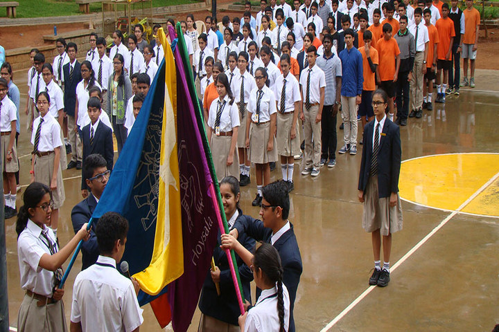 The Brigade School-Sports Day Inauguration