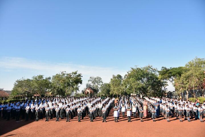 The Manik Public School-Assembly