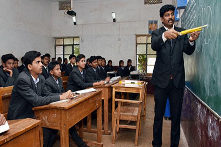 The Manik Public School-Classroom