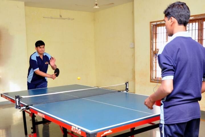 The Manik Public School-Indoor Games
