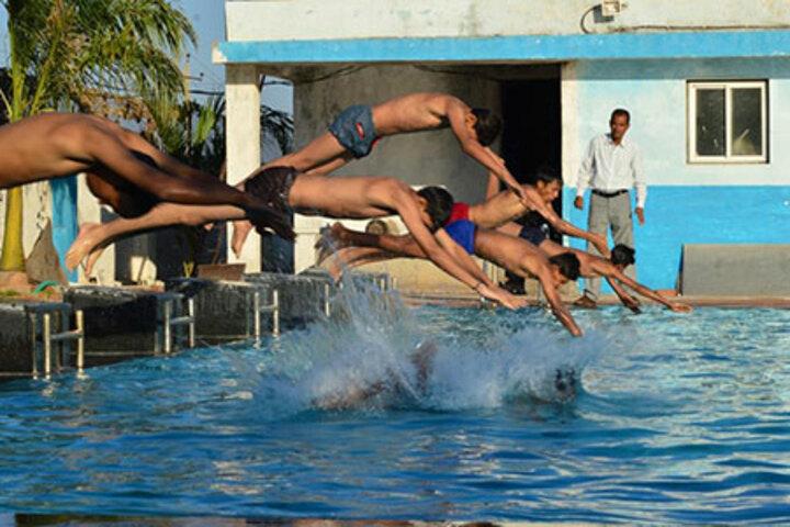 The Manik Public School-Swimming Pool