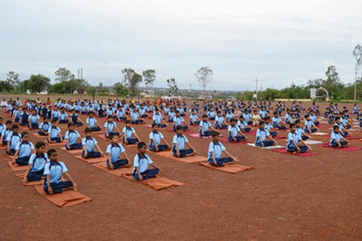The Manik Public School-Yoga