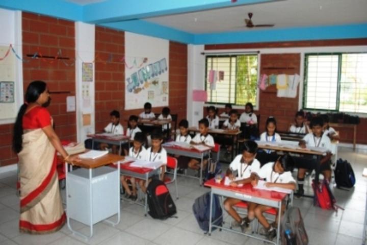 The Orchids Public School-Classroom