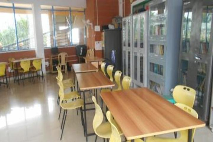 The Orchids Public School-Library