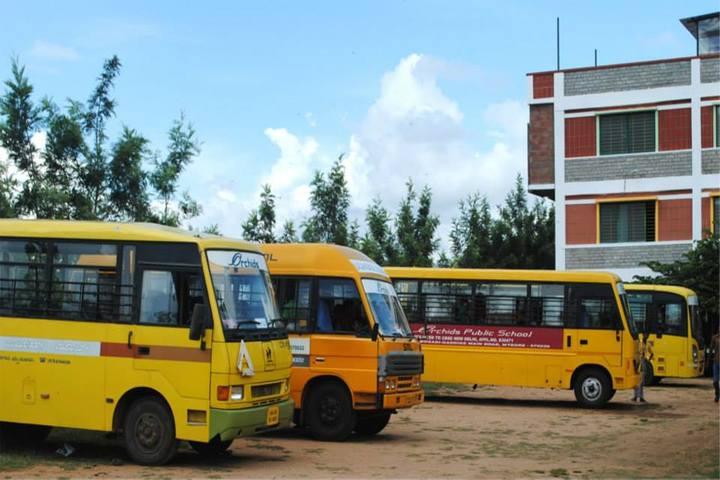 The Orchids Public School-Transport