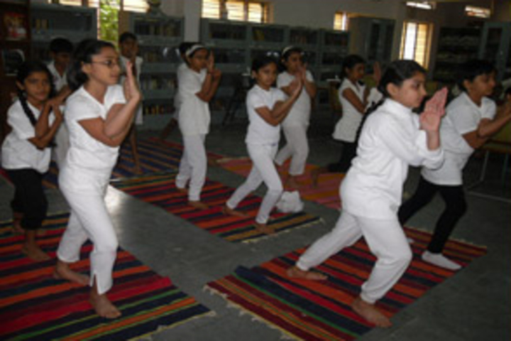 The Oxford Senior Secondary School-Yoga