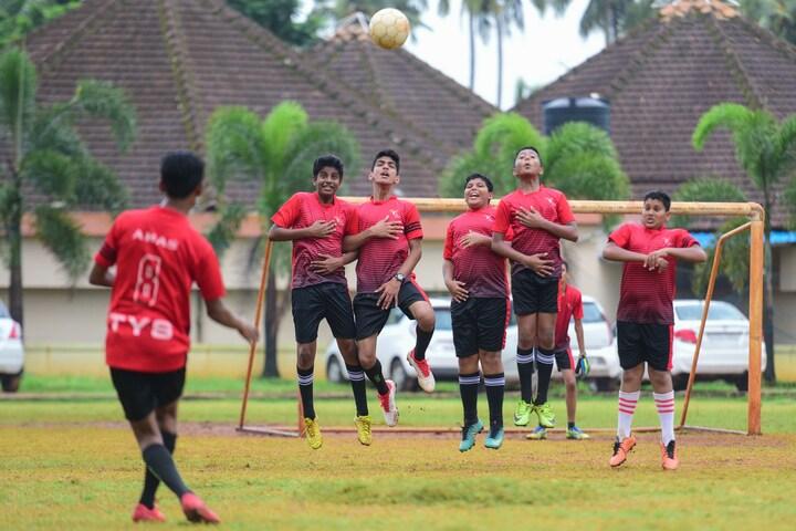 The Yenepoya School-Sports