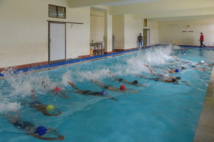 The Yenepoya School-Swimmingpool