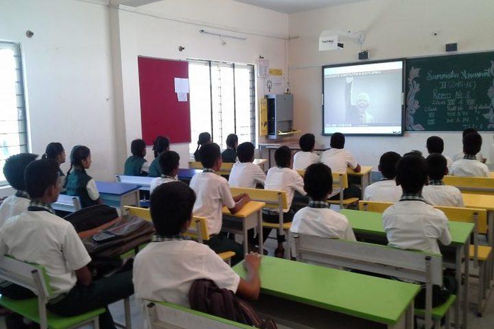 Universal Public School-Classroom