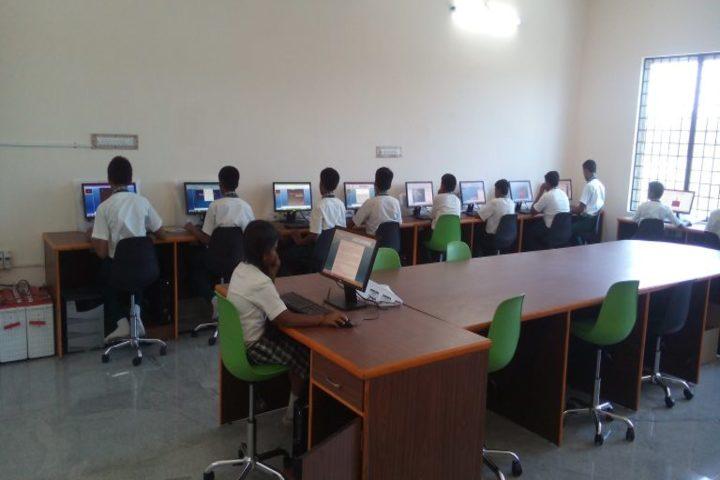 Universal Public School-Computer Lab