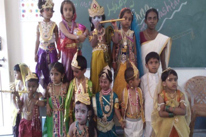 Universal Public School-Fancy Dress Competition