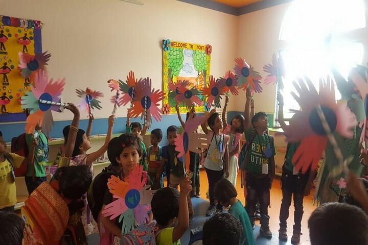 Vagdevi Vilas School-Activity
