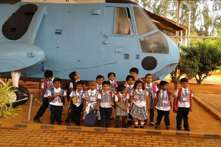 Vagdevi Vilas School-Field Trip