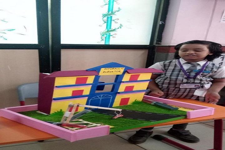 Vagdevi Vilas School-Science Exhibition