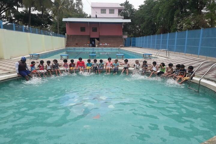 Vagdevi Vilas School-Swimming Pool