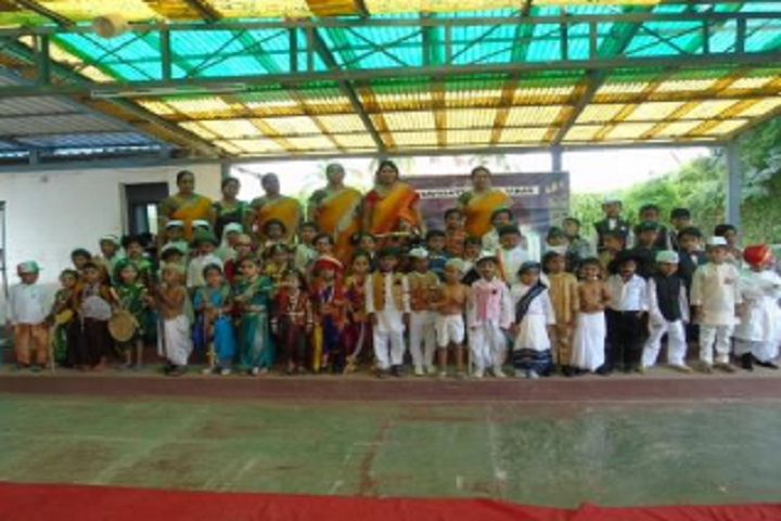 Vasavadatta Vidya Vihar-Fancy Dress Competition