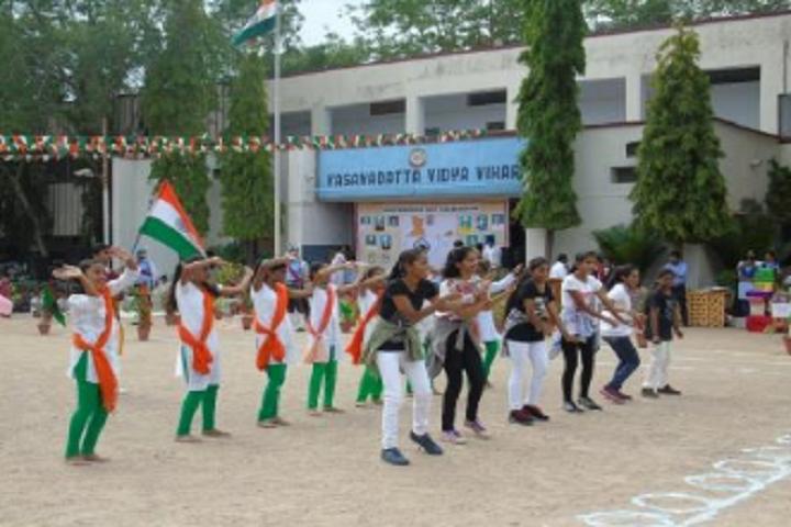 Vasavadatta Vidya Vihar-Independence Day Celebrations