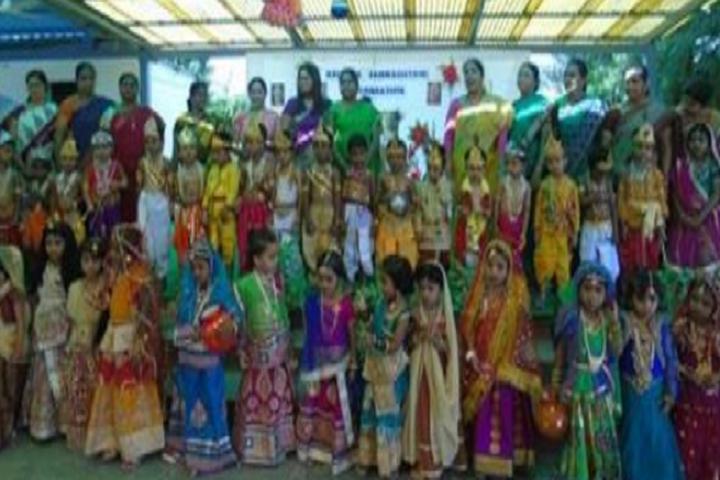 Vasavadatta Vidya Vihar-Krishnastami celebrations