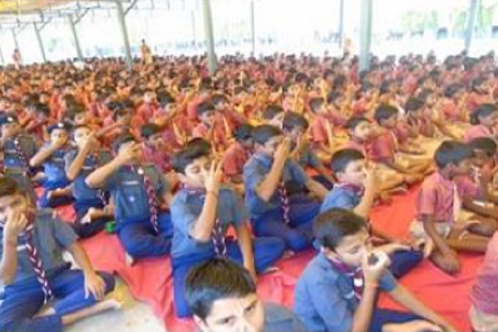 Vasavadatta Vidya Vihar-Yoga