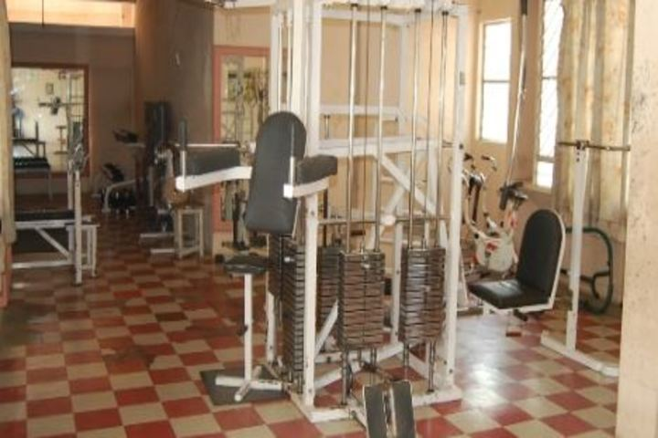 Vasavi Vidayalaya-Gym