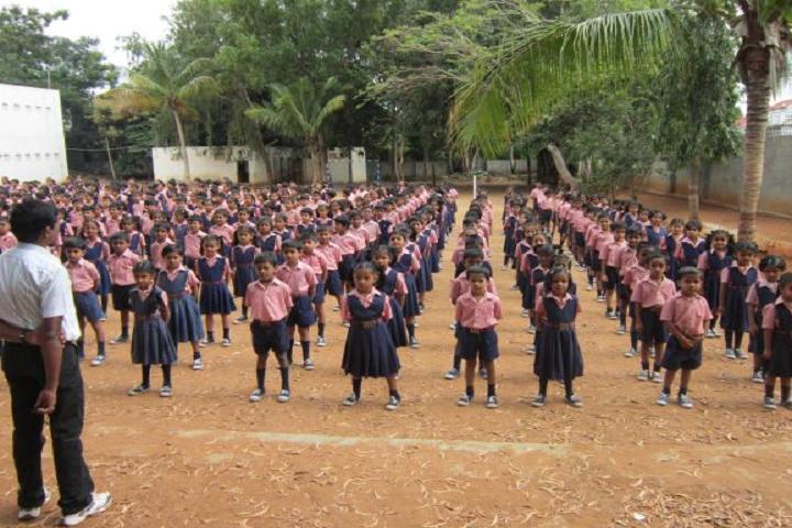 Vidyavardhaka Sangha B M Sri Educational Institutions-Assembly