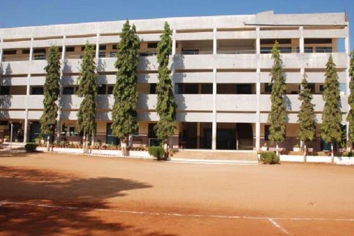 Vidyavardhaka Sangha B M Sri Educational Institutions- School Campus View