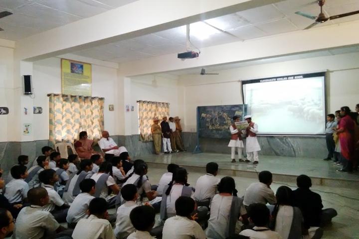 Vijaya Bharathi Vidyalaya-Drama