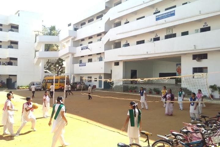 Vijaya Bharathi Vidyalaya-Play Ground