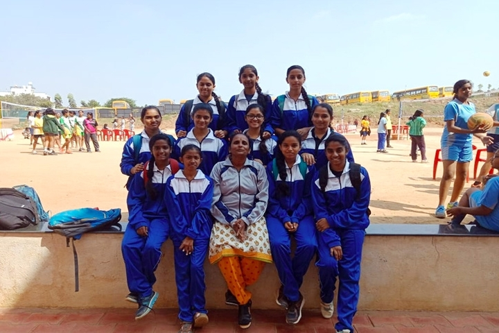 Vijaya Bharathi Vidyalaya-Sports
