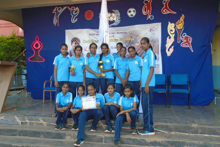Vijay International School-Achievement