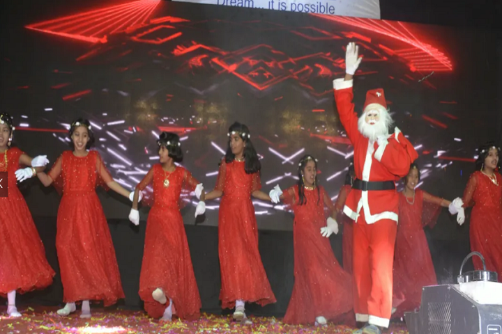 Vijay International School-Christmas Celebrations