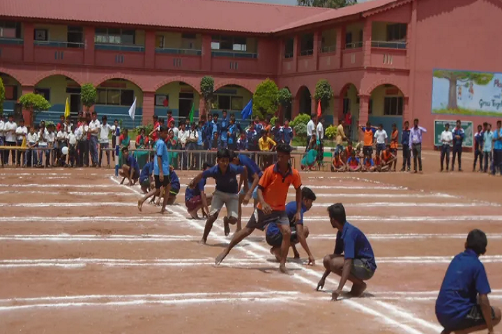 Vijay International School-Games