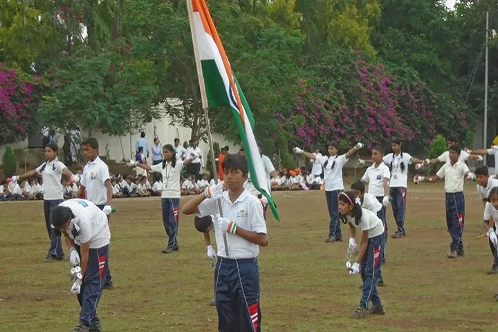 Vijay International School-Independence Day Celebrations