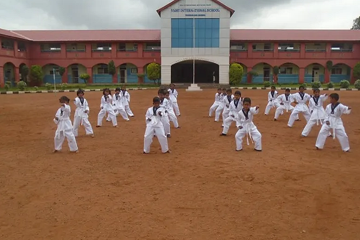 Vijay International School-Karate