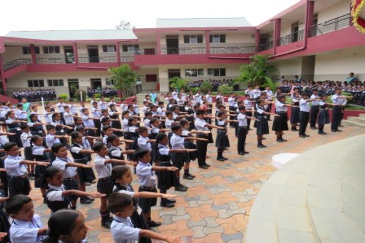 Vimal V Deshpande School Of Excellence-Assembly