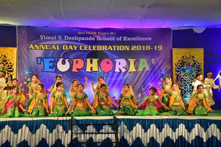Vimal V Deshpande School Of Excellence-Events2