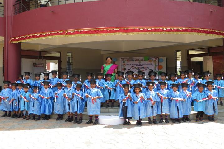 Vimal V Deshpande School Of Excellence-Graduation Day