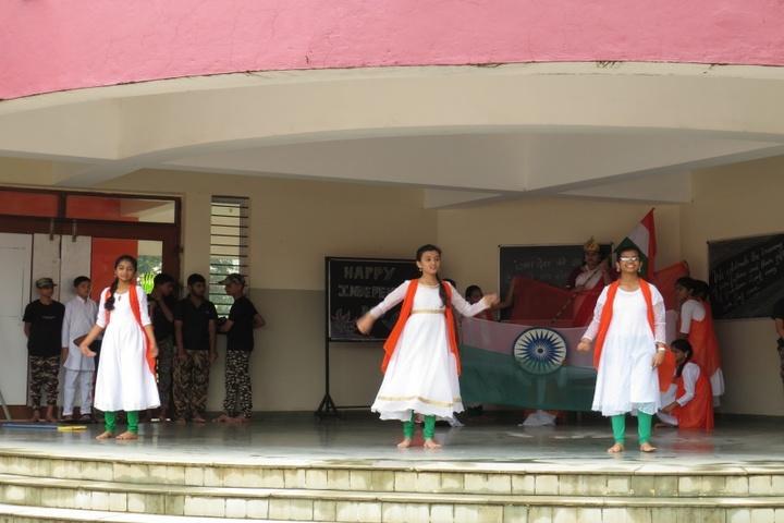 Vimal V Deshpande School Of Excellence-Independence Day Celebrations
