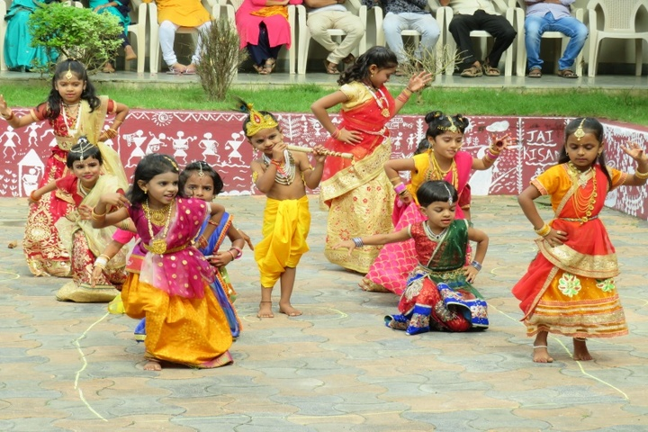 Vimal V Deshpande School Of Excellence-Krishnastami Celebrations