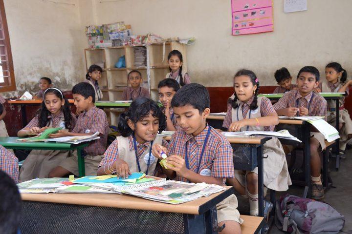 Vishwa Vinayaka National English Medium School-Activity