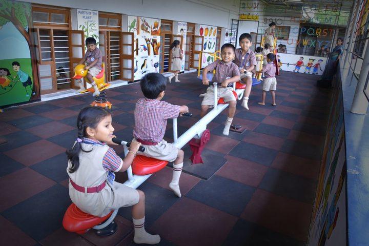 Vishwa Vinayaka National English Medium School-Games