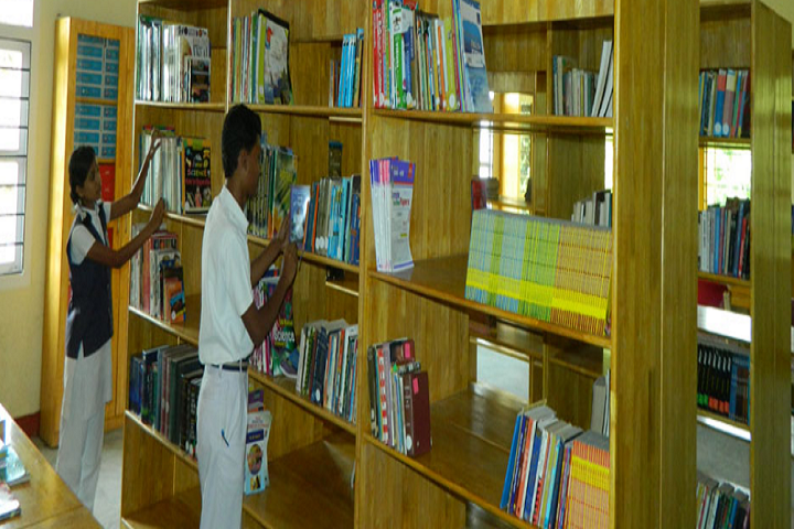 Viveka School Of Excellence-Library