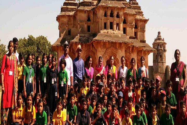 Vivekanad International Public School-Education Tour