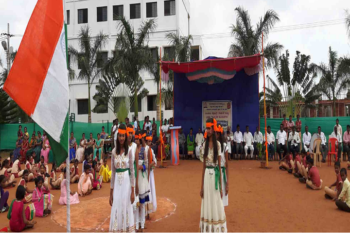 Vivekanad International Public School-Independence Day Celebrations