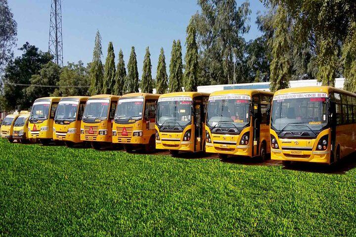 Vivekanad International Public School-Transport